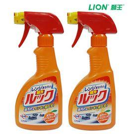 狮王 日本进口LOOK灶台清洁喷雾 分解顽固油污渍
