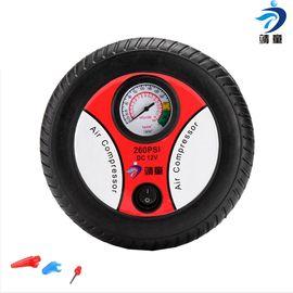靖童 轮胎充气泵 汽车打气泵 车载充气泵 打气机 车用冲气机