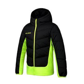 卡尔美 kelme卡尔美 正品男童跑步大衣儿童运动羽绒服保暖足球训练外套冬3973007