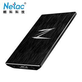 朗科 Netac Z1 高速USB3.0 金属移动固态硬盘 256G