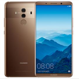 华为 【限时特价】华为 Mate10 Pro 全网通 64GB/128GB 4G手机 双卡双待 6英寸OLED全面屏  原装