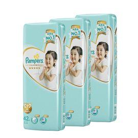 帮宝适 日本进口一级帮宝适纸尿裤大包装XL42片*3包装