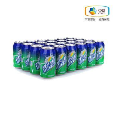 可口可乐 雪碧(整箱装330ml*24)