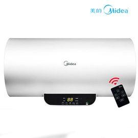 美的 热水器 遥控式洗澡淋浴60升储水式恒温 F60-15WB5(Y) 白色