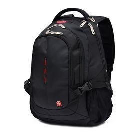 SWISSGEAR 瑞士军刀 男女15.6寸电脑包 出游双肩包 多功能旅行包 书包 SA -9601