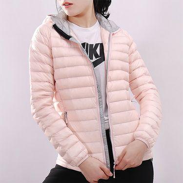 MCKINLEY 肯励女装2017年冬季新款运动休闲轻薄透气连帽羽绒服260968