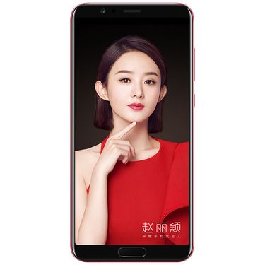 华为 【顺丰速发】华为荣耀 V10 6G+128G 全网通 尊享版 4G手机 双卡双待 麒麟970 全面屏!