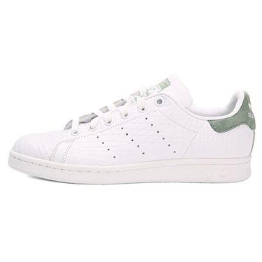 阿迪达斯 Adidas 三叶草女鞋  新款时尚舒适透气史密斯运动休闲鞋BZ0409