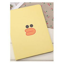 艾芭莎 ipad保护套/壳iPad2/3/4/5/6/air mini2/3/4鸭嘴款 脸红兔