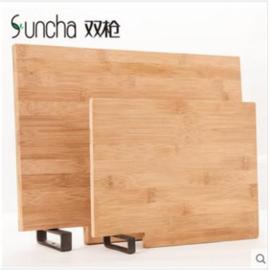 双枪 切菜板分类实竹木家用砧板擀面板可站立案板水果板宝宝辅食板买一赠一