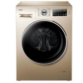 海尔 EG8014HB39GU1 滚筒洗衣机全自动 8公斤变频 洗烘一体 智能APP控制 防霉抗菌窗垫全国联保 厂家售后安装