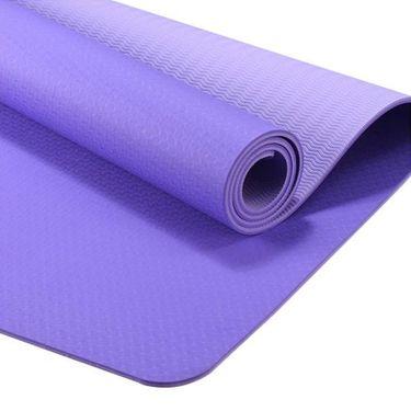 居康 双色瑜伽垫JFF131Q(183*61*0.6cm)