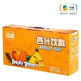 屯河 杏汁(礼盒装 250ml*10)(常规/小鸟版随机发货)