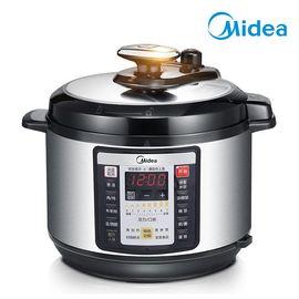 Midea/美的 PCS5028P 电压力锅智能饭煲5L电高压锅
