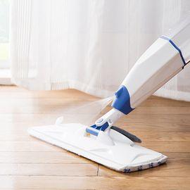 丽芙 家居 懒人清洁喷水拖把   喷雾喷水拖把平板家用瓷砖地拖布木地板懒人免手洗干湿两用