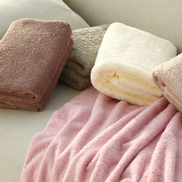 FASOLA加厚全棉毛巾浴巾