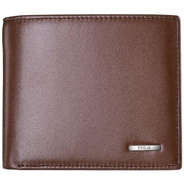 POLO 男士短款钱包 真皮男钱夹 头层牛皮夹横款卡包钱包男包潮