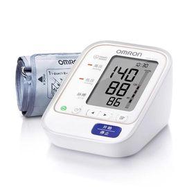 欧姆龙电子血压计HEM-8713上臂式老人血压计精准量血压测量仪表