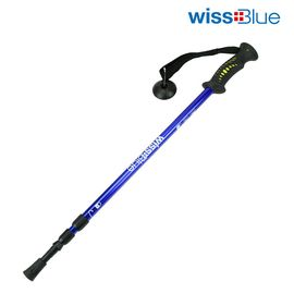 维仕蓝 wissBlue 维仕蓝 WA8039  三节可调节超轻专业登山杖