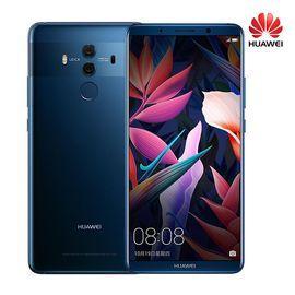 华为 【限时抢购】华为 Mate10 Pro 全网通 6GB+128GB 4G手机 双卡双待 6英寸OLED全面屏  华为手机
