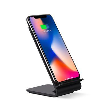 纽曼 A8-塑胶黑色 手机无线充电