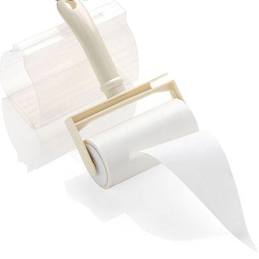 SP SAUCE衣物粘毛器 可撕式滚筒粘毛刷 粘尘纸 除尘器