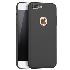 艾芭莎 机伴 iphone8/8plus手机壳保护套iphoneX 超薄磨砂硬壳防摔手机套