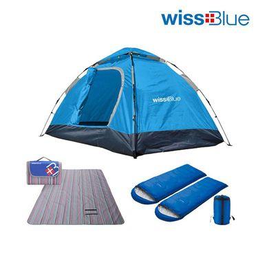 wissBlue 维仕蓝 户外野营大礼包