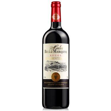 梦诺 醉梦红酒 法国原瓶进口 侯爵夫人干红葡萄酒750ML