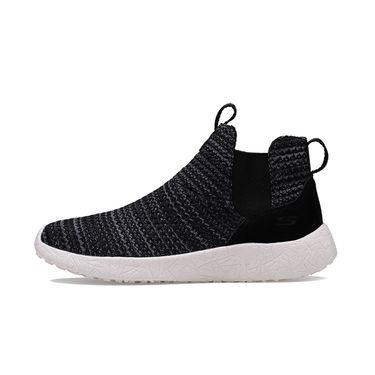 斯凯奇 Skechers斯凯奇女鞋2017秋季新款短靴网布缓震运动休闲鞋12790