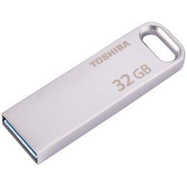 东芝(TOSHIBA)32G 随闪U363 金属U盘 USB 3.0 银色 读速120MB/s