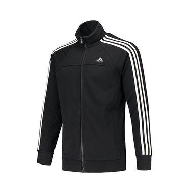 阿迪达斯 Adidas男装新款休闲运动透气立领夹克外套X21108