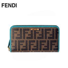 FENDI /芬迪 钱包 8M0299 意大利进口 大容量 洲际速买