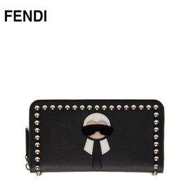 FENDI /芬迪 钱包 8M0299 意大利进口 老佛爷款 洲际速买