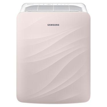 三星 Samsung三星JUPITER系列空气净化器 KJ350G-K3026WP 肉桂粉色