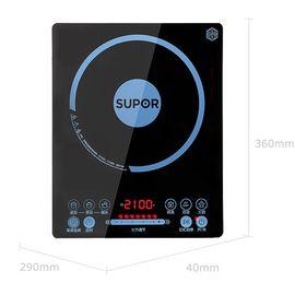 苏泊尔(SUPOR)电磁炉 SDHCB9E30-210智能记忆启停 触摸滑控