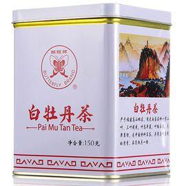 中茶 【中粮】中茶蝴蝶牌白牡丹150g