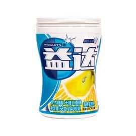 益达 瓶装口香糖40粒(清香蜜柚 瓶装 56g)