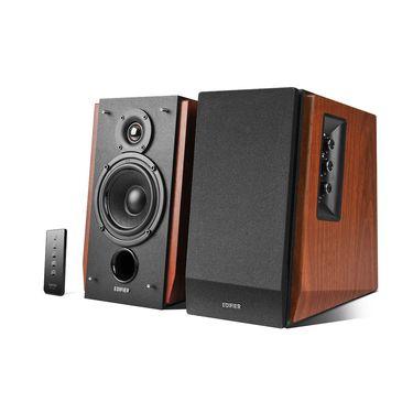漫步者 EDIFIER R1700BT 多媒体蓝牙音响 木质有源音箱 2.0声道 电脑扬声器 无线遥控