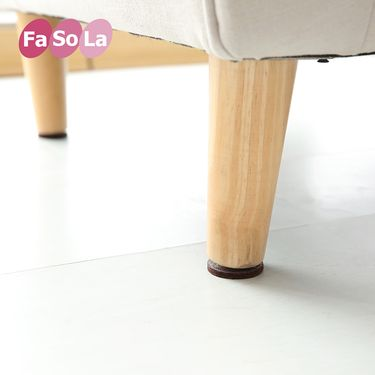 FASOLA毛毡桌脚垫椅脚垫自粘垫桌角保护套家具保护垫凳脚垫桌腿垫