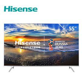 海信 Hisense/海信 LED55EC680US VIDAA4.0丰富影视教育资源 人工智能 智慧语音 4K HDR电视