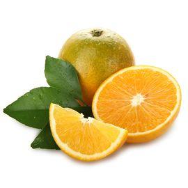 花果鲜 赣南脐橙橙子5斤 手剥甜橙 大果果径90-95mm
