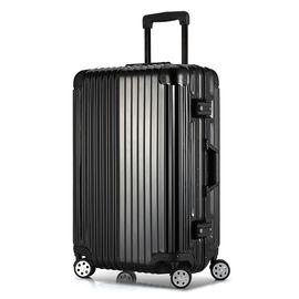 途帮 铝框拉杆箱万向轮登机箱女时尚旅行箱行李箱8180