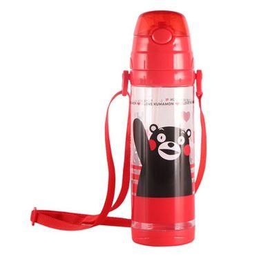 酷MA萌KUMAMON 熊本熊运动吸管杯 600ml
