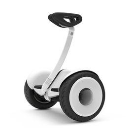 小米平衡车白色纳恩博双轮平衡车