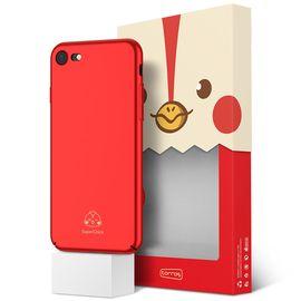 图拉斯 iphone7plus iphone8plus 苹果7p防摔硬壳全包手机壳 5.5寸 幸运红鸡年限量版