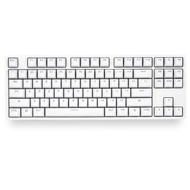 小米 生态链悦米机械键盘 白色