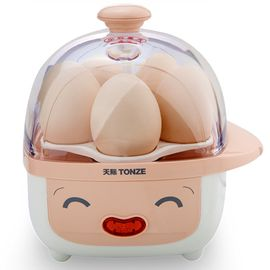 天际 蒸蛋器蒸蛋羹煮蛋器自动断电迷你早餐机家用 DZG-W405E