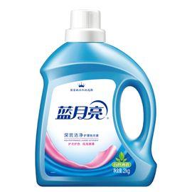 蓝月亮 【单瓶包邮】深层洁净洗衣液 自然香 2kg/瓶