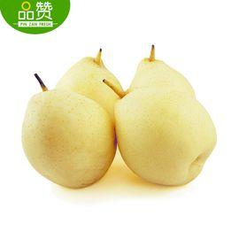 品赞 河北水晶梨 鸭梨5斤 新鲜当季水果